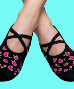 Pilates Grip Socks