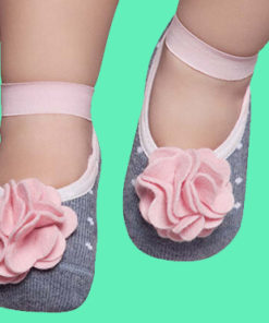 Grip Socks for Baby Girls