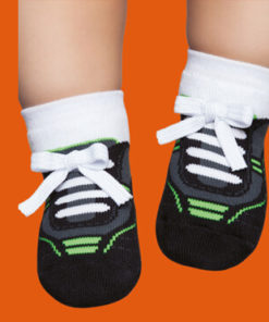 Babies' Grip Sole Socks