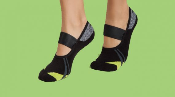 Pilates Grip Socks for Women