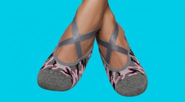 Pilates Socks with Grip Sole