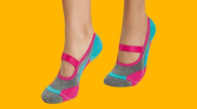 Women's Non-Slip Yoga Socks