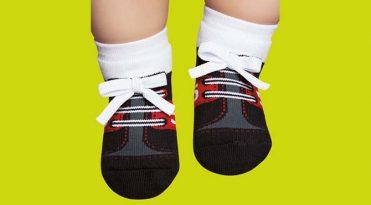 Grip Slipper Socks for Babies