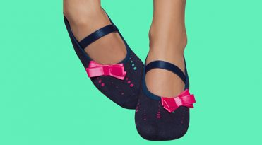 Grip Socks with Bows