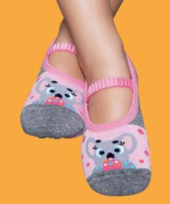 Puket Rubber Sole Non-slip Socks
