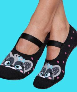 Rubber Sole Grip Socks