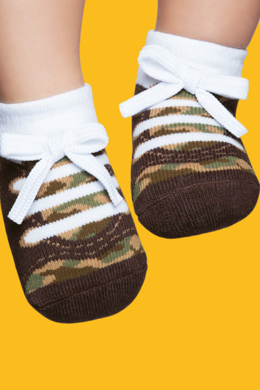 Baby Socks with Grip Soles