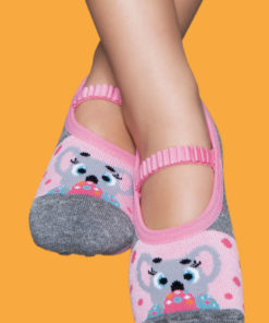 Girls Socks with Grip