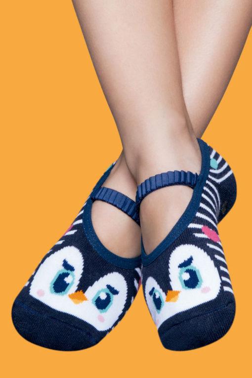 Non-Slip Socks for Girls